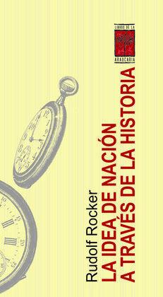 LA IDEA DE NACIÓN A TRAVÉS DE LA HISTORIA