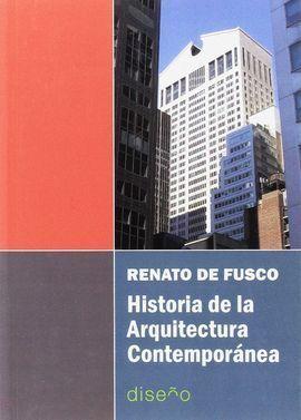 HISTORIA DE LA ARQUITECTURA CONTEMPORANEA