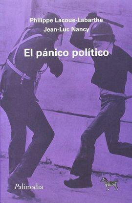 PANICO POLITICO