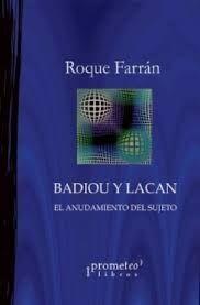 BADIOU Y LACAN