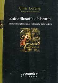 ENTRE FILOSOFIA E HISTORIA VOLUMEN 1