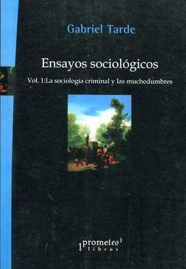 ENSAYOS SOCIOLOGICOS  I