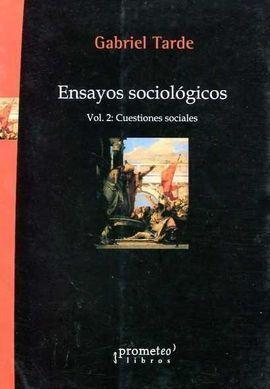 ENSAYOS SOCIOLOGICOS VOL I