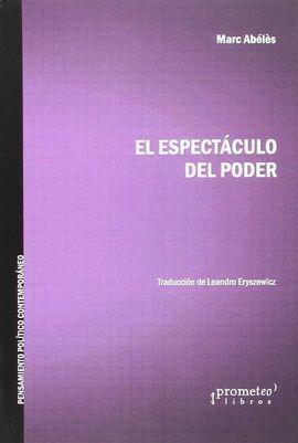 ESPECTACULO DEL PODER