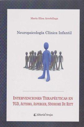 NEUROPSICOLOGIA CLINICA INFANTIL INTERVENCIONES