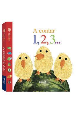 HUELLAS - A CONTAR 1,2,3