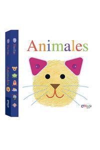HUELLAS - ANIMALES