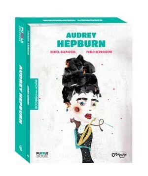 AUDREY HEPBURN PUZZLE BOOK