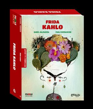FRIDA KAHLO PUZZLE BOOK