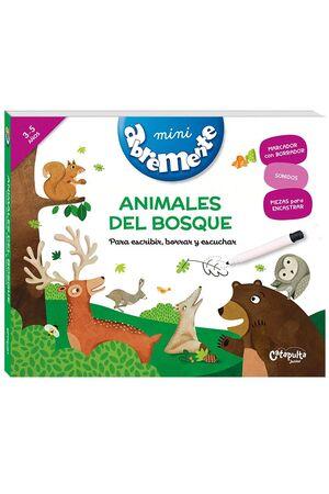 ABREMENTE ANIMALES DEL BOSQUE