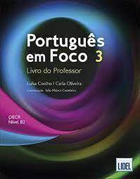 PORTUGUES EM FOCO 3 PROF