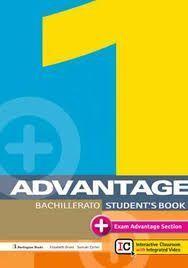 ADVANTAGE 1º BACHILLERATO STUDENT'S BOOK