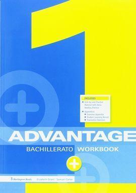 ADVANTAGE 1º BACHILLERATO WORKBOOK