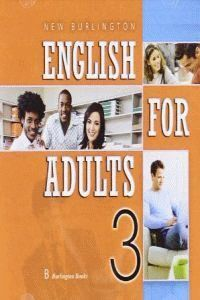NEW ENGLISH FOR ADULTS 3 (AUDIO CD)
