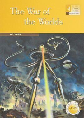 WAR OF THE WORLDS.BURLINGTON