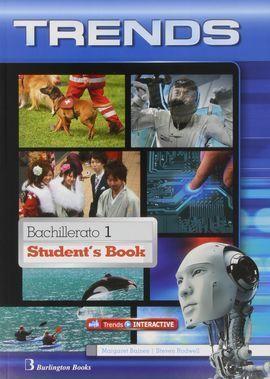 TRENDS 1º BACHILLERATO STUENT'S BOOK