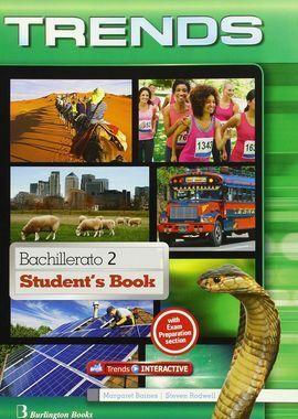 TRENDS 2º BACHILLERATO. STUDENT'S BOOK