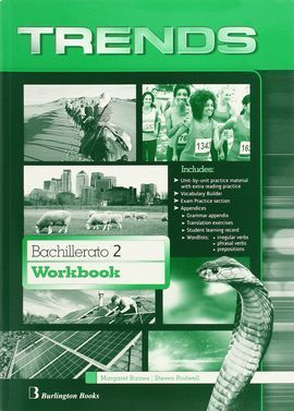 TRENDS 2º BACHILLERATO. WORKBOOK