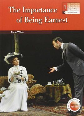 IMPORTANCE OF BEING EARNEST,THE 1ºNB BAR