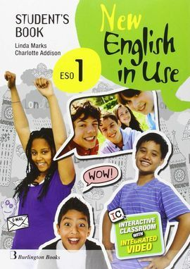 NEW ENGLISH IN USE ESO 1 STUDENT'S BOOK