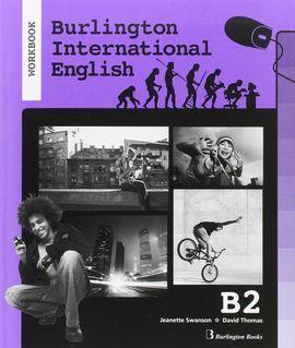 BURLINGTON INTERNATIONAL ENGLISH B2 WORKBOOK