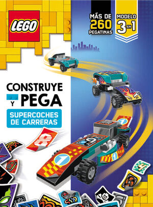 LEGO CONSTRUYE Y PEGA
