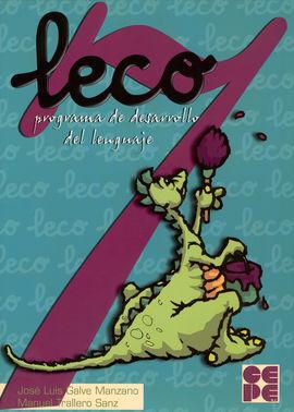 LECO 7. PROGRAMA DE DESARROLLO DEL LENGUAJE